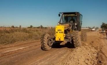 03/06/2017: En lo que va del año cayeron 13.000 milímetros de agua que afectaron caminos en la provincia