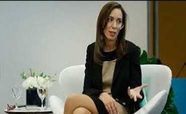 06/06/2017: Vidal dijo que Cristina Kirchner es parte de un sistema que