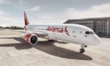14/06/2017: Avianca presenta su oferta de vuelos para unir Concordia-Paraná-Buenos Aires