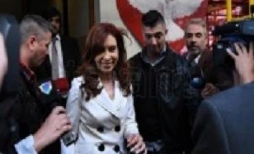 14/06/2017: Cristina Kirchner encabeza una reunión para definir la estrategia electoral