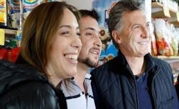 16/06/2017: Inicio caliente de la campaña: en Tigre fueron escrachados Mauricio Macri y María Eugenia Vidal y en la ex ESMA Germán Garavano