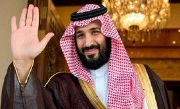 21/06/2017: El rey saudí eligió a su hijo Mohamed Bin Salman como su heredero