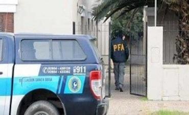 23/06/2017: Allanan una vivienda en Santa Rosa por amenazas a Macri