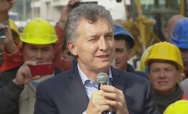23/06/2017: Macri: