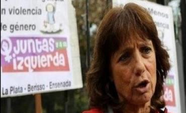 24/06/2017: Vilma Ripoll anunció que será candidata a senadora de Izquierda al Frente