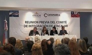 27/06/2017: Entre Ríos participó de la reunión previa del Comité de Integración de Atacalar