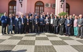 08/06/2018: Entre Ríos participó en la reunión del Consejo Federal para la Gestión de Riesgo