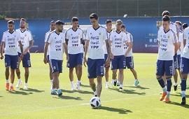12/06/2018: Seis jugadores de la Selección fueron sometidos a un control antidoping sorpresa
