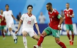 15/06/2018: Marruecos e Irán debutan en el Grupo B en busca de una victoria clave