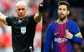 15/06/2018: Preocupación en Argentina: el árbitro ante Islandia es la