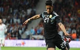 15/06/2018: Maxi Meza, la sorpresiva apuesta de Sampaoli para generar fútbol y asociarse con Messi