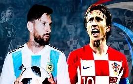 21/06/2018: Argentina vs. Croacia por el Grupo D del Mundial: horario, formaciones y TV