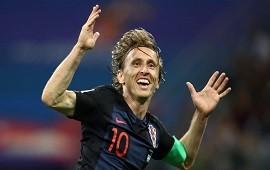 21/06/2018: ¿Nos está cargando? El mensaje de Modric a la Selección tras la goleada
