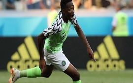 22/06/2018: Nigeria le ganó a Islandia y le dio vida a la Argentina