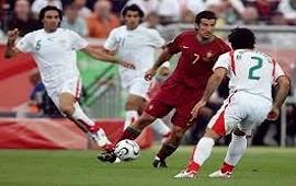 25/06/2018: Mundial Rusia: Cristiano también erra penales, pero igual Portugal le sigue ganando a Irán