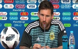 26/06/2018: Messi: