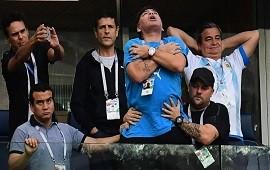 26/06/2018: ¡Insólito! Gianinna Maradona tuvo que salir a desmentir la muerte de Diego