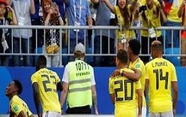 28/06/2018: Colombia le ganó a Senegal y se clasificó a los octavos de final