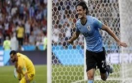 30/06/2018: Un Cavani encendido pone a Uruguay en cuartos