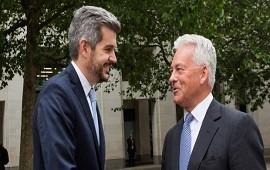 04/06/2018: Peña rindió en Londres un homenaje a los caídos en la guerra de las islas Malvinas