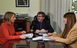 05/06/2018: La provincia aumentará el presupuesto en salud y desarrollo social
