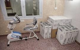 07/06/2018: Entregaron donaciones al hospital Pascual Palma de Paraná