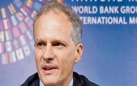 """08/06/2018: El FMI destacó la """"actitud oportuna del Gobierno"""" de generar"""