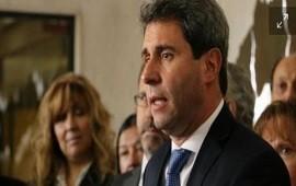 11/06/2018: Uñac dijo que los diputados de San Juan votarán en contra del proyecto sobre el aborto