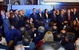 12/06/2018: Entre Ríos participó en el lanzamiento del plan nacional Argentina sin narcotráfico