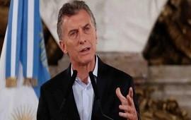 13/06/2018: Le detectaron a Macri un quiste pancreático benigno