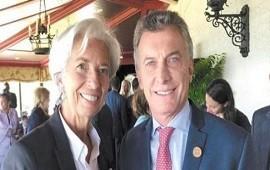 13/06/2018: El FMI recibió la Carta de Intención de la Argentina y avaló el plan económico del Gobierno