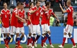 14/06/2018: Rusia aplastó 5-0 a Arabia Saudita en el estreno del Mundial