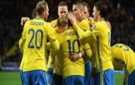 18/06/2018: Suecia derrotó 1-0 a Corea del Sur con un penal