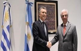 19/06/2018: Macri y Tabaré Vázquez destacaron los lazos y