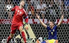 23/06/2018: Alemania respira: Reus y Kross lo dieron vuelta ante Suecia: mirá los goles