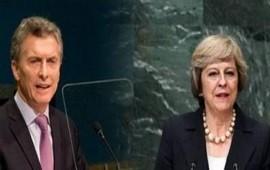27/06/2018: Reino Unido volverá a venderle armas a la Argentina