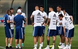 29/06/2018: La polémica visita que recibieron los jugadores de la Selección antes del partido con Francia