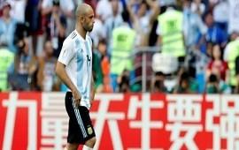 30/06/2018: Mascherano anunció entre lágrimas el final de su ciclo en la Selección