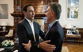 04/06/2019: Mauricio Macri recibió a Gustavo Valdés y Marcos Peña se reunió con Alfredo Cornejo