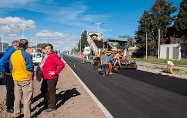 06/06/2019: Avanza la construcción de la doble vía entre Paraná y Oro Verde
