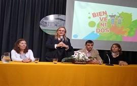 18/06/2019: La provincia, el municipio de Cerrito y Nación trabajan articuladamente en materia de Primera Infancia