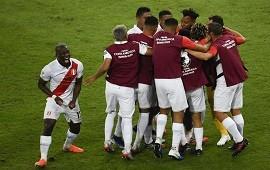 19/06/2019: Copa América: Perú remontó y ganó con cierta comodidad a Bolivia en Río de Janeiro