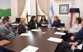 24/06/2019: Se entregaron aportes a 13 instituciones del departamento Paraná
