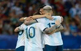 29/06/2019: Los puntajes de Argentina-Venezuela: los destacados y el rendimiento de Lionel Messi