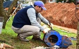 03/06/2019: Día clave para el Acueducto Roca: $12 millones invertidos para inyectar 800 mil litros de agua potable por hora