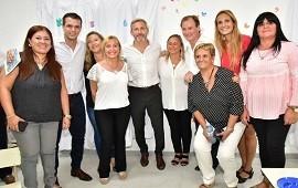 """03/06/2019: La obra en Entre Ríos que destacó Frigerio en las redes: """"Lo que era barro, ahora son calles"""""""