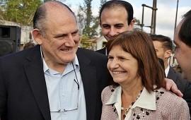 03/06/2019: La ministra Bullrich viene a Concordia para respaldar las candidaturas de Niez y Bendetti
