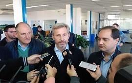 04/06/2019: Frigerio juntó a Bordet con Urribarri y Busti: Hay que votar