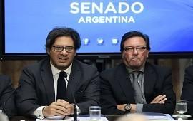 04/06/2019: Garavano presentó el proyecto del nuevo Código Penal en el Senado y convocó un