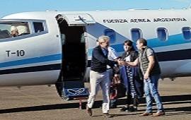 """04/06/2019: Bahler cruzó a Frigerio por el costo de la energía y por usar un avión oficial para """"hacer campaña"""""""
